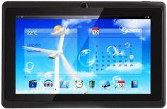 "Sunstech TAB75 - Tablet de 7"" (WiFi, 0.5 GB de RAM, 8 GB de disco duro, Android 4.0), color negro B00E9PCHEO - http://www.comprartabletas.es/sunstech-tab75-tablet-de-7-wifi-0-5-gb-de-ram-8-gb-de-disco-duro-android-4-0-color-negro-b00e9pcheo.html"