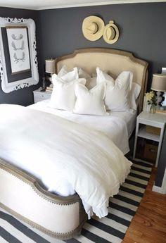 Cada estancia, de esta casa agradable y familiar, está decorada a la perfección.