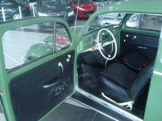 Fusca 1969 Integro Verde Folha - Ano 1969 - 92000 km - em Mercado Livre