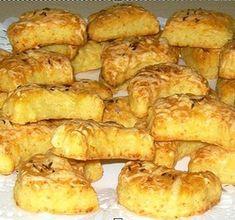 Sós, túrós sütemény - Blikk Rúzs Salty Snacks, Sweet And Salty, Pretzel Bites, Tapas, French Toast, Muffin, Food And Drink, Favorite Recipes, Sweets