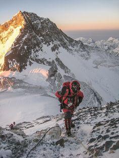 - Dieter Trapp - Re-Wilding Mountain Climbing, Rock Climbing, Bergen, Monte Everest, Himalaya, Nepal Trekking, Glacier, Mountain Landscape, Extreme Sports