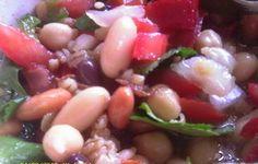 Bolivan Bean Salad Recipe - Recipezazz.com