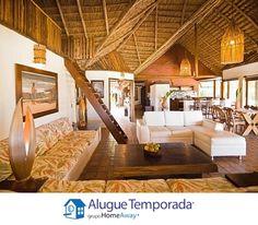 Casa na Praia do Forte/BA.