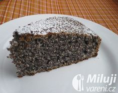 Makovec z remosky Brownies, Oven, Dishes, Cooking, Sweet, Desserts, Food, Electric, Traditional