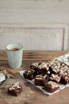 Parce que maintenant … la Mode des Légumes est au Sucré ! – Maryse & Cocotte brownies au chocolat et à la courgette