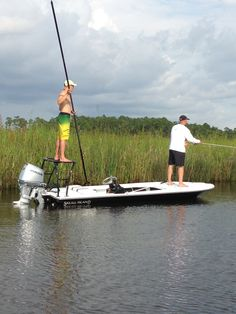 2013 Skull Island Skiff with Honda Fishing Rigs, Gone Fishing, Bass Fishing, Fishing Boats, Fishing Stuff, Saltwater Flies, Saltwater Fishing, Flats Boats, Bay Boats