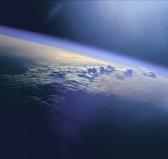 Photo of our beautiful planet Earth. Clouds over the Indian Ocean. Nasa.
