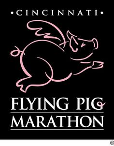 Run the Flying Pig Marathon! I heard this one is SO fun. #FitFluential #FitnessBucketList