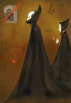 Bene Gesserit by Inkvine - Jodorowsky's Dune, Dune Art, Cool Books, Sci Fi Books, Character Concept, Concept Art, Character Design, Dune Characters, Dune