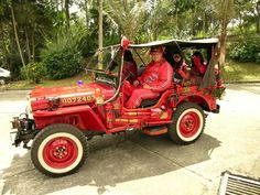 Yipao – Columbia's Annual Willys Jeep Festival