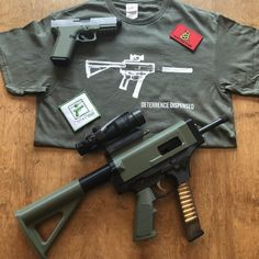 The FGC-9 - A semi automatic 9mm anyone can print at home
