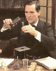Sherlock John, Jeremy Brett Sherlock Holmes, Detective Sherlock Holmes, Adventures Of Sherlock Holmes, Sherlock Quotes, Granada, 221b Baker Street, Arthur Conan Doyle, John Watson