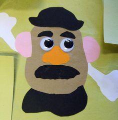Mr. Potato Craft