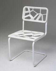 Chris Hardys Cesca Chair Interpretation - Shapeways Blog on 3D Printing News & Innovation