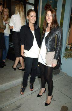 Victoria and Vanessa Traina