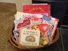 Mommy Lessons 101: 14 Favorite Valentine's Picture Books to celebrate the 14th day of February -- Preschool, Elementary School or Homeschool fun!