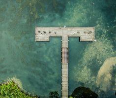 Singapur: geometría desde las alturas. | Matemolivares