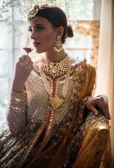Pakistani couture Kalah - The House of Craft Abresham F/W 2016