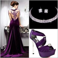 Oh my gosh.... I want this dress!! And then I want somewhere to wear it to!