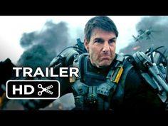 Primer trailer de Edge of Tomorrow, película de ciencia ficción basada en la novela de Hiroshi Sakurazaka y que cuenta con Tom Cruise y Emily Blunt como principales protagonistas.