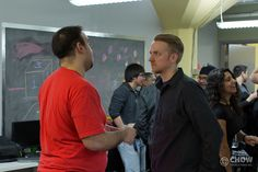 Hello, Nael!     DevTO #21 - February 25, 2013 by Chow Productions Inc., via Flickr