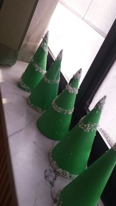 Christmas trees 2 part