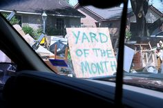Yard of the Month 1 by coastalangler, via Flickr