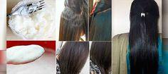 ALISAR EL CABELLO DE FORMA PERMANENTE CON ESTA SIMPLE RECETA DE 4 INGREDIENTES    En estos tiempos las mujeres con pelo crespo siempre desean llevar un pelo lacio, con este truco casero que