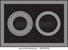 Greek Ornament - stock vector