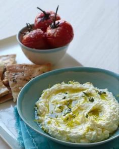 Sweet Paul's Lemon and Feta Dip Recipe