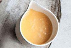 Miso Dressing Recipe 1/4 cup plain yogurt 2 Tbsp. miso paste 1 Tbsp. rice vinegar 2 tsp. chopped ginger 2 tsp. soy sauce 1 tsp. honey 2 tsp. sesame oil 1/2 cup orange juice Mix all ingredients in a blender until smooth. Serves 4