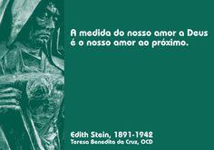 File:A medida do nosso amor a Deus é o nosso amor ao próximo. Edith Stein, 1891-1942 -pt.svg