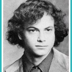 Gary Sinise...yearbook photo