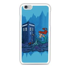 Doctor Who Meets Ariel iPhone 6 Case