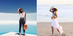 The Fascinating Way Fashion Bloggers Edit Their Instagrams  - HarpersBAZAAR.com