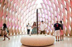 Музей будущего в заброшенном порту Рио-де-Жанейро – Telegraph