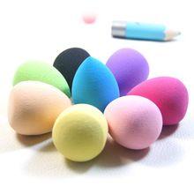 2015 Nova 1 PCS Mulheres maquiagem Esponja Cosméticos Puff Fundação beleza ferramentas esponja Suave para make up Powder Puff compõem liquidificador alishoppbrasil