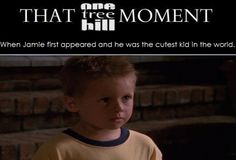 James Lucas Scott. Jackson Brundage. One Tree Hill. OTH. Jamie. That One Tree Hill Moment.