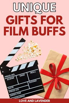 Take a peek at our collection for the best gift ideas for your favorite movie lover! These are unique and useful gifts that they'll surely love. See more... #movielovers #movieloversgift #giftformovielovers #gifts #giftideas #giftguide Unique Gifts, Best Gifts, Best Anniversary Gifts, Marquee Sign, Traditional Wedding, Your Best Friend, Gift For Lover, Thoughtful Gifts, Gift Guide