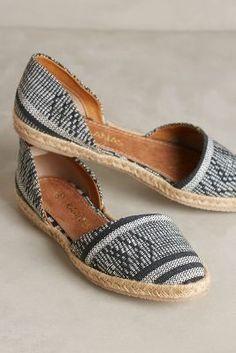 a808d206b60c5d Kaanas Tahiti Espadrilles Schwarz musikalisches Thema 6 Wohnungen,  #chaussures #chaussuresdemode #fashion #