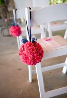 kissing ball - can make with tissue paper