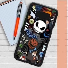The Nightmare Before Christmas Disney #7 Samsung Galaxy S8 Plus Case Casefreed