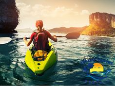 The great outdoors beckons! City life is alright, but there's nothing better than reconnecting with your roots. A camping-and-kayaking combo trip is a great way to reap all the benefits Mother Nature has to offer. Here are six simple tips anyone can follow when planning a camping trip that's sure to get your feet wet. #CampAndKayak #Reconnect #MotherNature #CampingKayakingTips Kayak Pictures, Visual Basic, Kayaking Gear, Canoeing, Remo, Travel Activities, Fun Activities, Krabi, Sports
