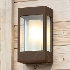 This contemporary exterior wall light, designed and made in France, boasts exceptional quality and oozes appeal to stand apart from the rest. French Exterior, Exterior Wall Light, Wall Lantern, Decoration, Old Houses, Candle Sconces, Lanterns, Brick, Wall Lights