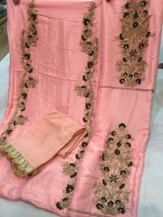 Call/Whatsapp on 9828027477 to order these Hand Embroidered Suit Sets. All Customization Available. No Cash on Delivery. Reseller Welcome Patiala Salwar Suits, Salwar Suits Party Wear, Party Wear Dresses, Casual Dresses, Latest Punjabi Suits Design, Designer Punjabi Suits, Indian Designer Wear, Hand Embroidery Dress, Embroidery Suits Design