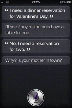 Siri is so funny