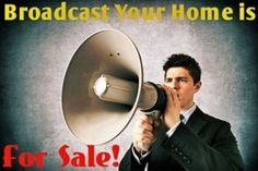 Why For Sale By Owners Fail: Lack of Broadcasting Your Home is For Sale: http://www.maxrealestateexposure.com/how-to-sell-a-home-for-sale-by-owner/