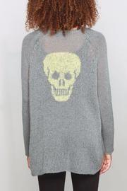 Skull Back Sweater