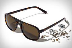Warby Parker x Uncrate Model X1 Sunglasses