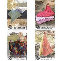 Strikkeopskrifter til interiør Picnic Blanket, Outdoor Blanket, Threading, Picnic Quilt